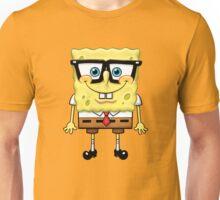 spongebob crazy cute Unisex T-Shirt