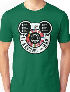 Eat Around the World - EPCOT checklist Unisex T-Shirt
