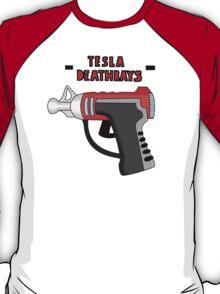 Tesla Deathrays  T-Shirt