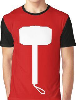 Thor's Hammer  Graphic T-Shirt