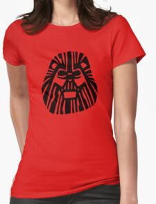 Darth Mufasa (Lion King + Star Wars) Womens Fitted T-Shirt