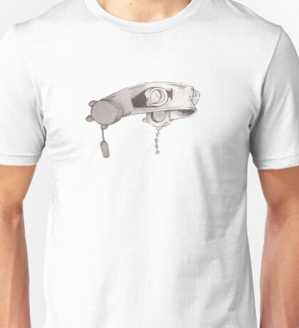 """lost"" Steampunk head gear Unisex T-Shirt"