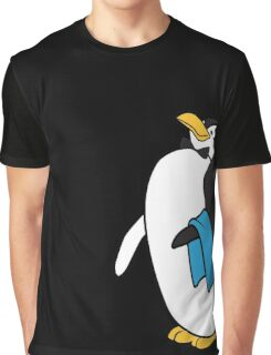 Ms. Poppins Penguin Graphic T-Shirt