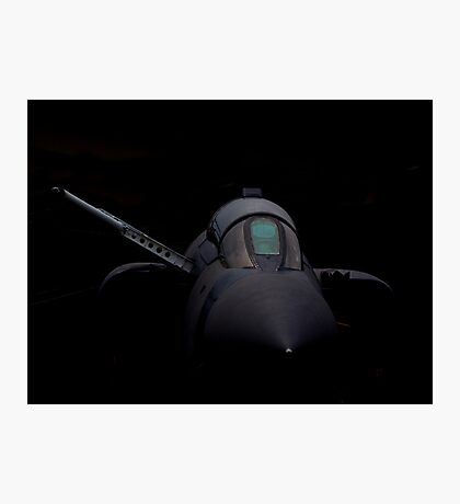 RAF F-4 Phantom Photographic Print