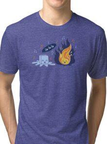 A Song Tri-blend T-Shirt