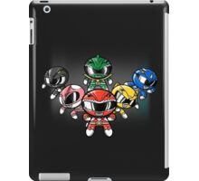 Powerpuff Rangers! iPad Case/Skin