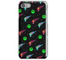 Alien Zap iPhone Case/Skin