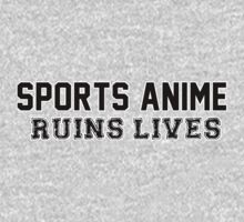 SPORTS ANIME RUINS LIVES Kids Clothes