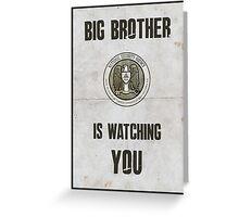Big Brother Greeting Card