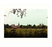 Christ Church College Art Print