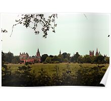 Christ Church College Poster