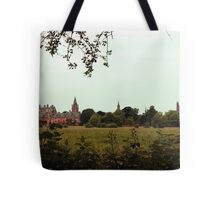 Christ Church College Tote Bag