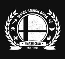 Smash Club Ver. 2 (White) Kids Clothes