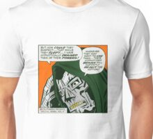 MF DOOM - Metal Fingerz shirt Unisex T-Shirt