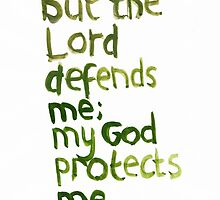 Psalm 94:22 by countedhairs