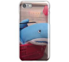 Shopping for a Shark  iPhone Case/Skin