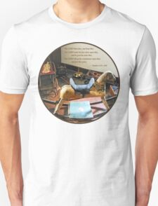 Numbers 6:24-26 The LORD bless thee, and keep thee T-Shirt