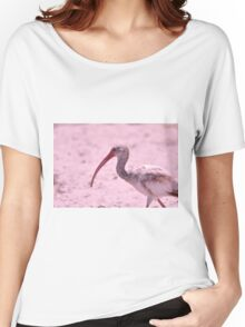 Young Ibis, As Is Women's Relaxed Fit T-Shirt