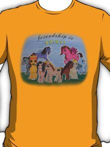 Friendship is Shiny  T-Shirt