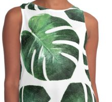 TROPICAL LUSH Contrast Tank
