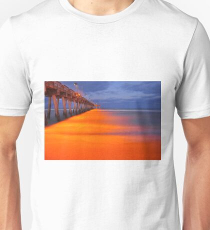 Venice Pier Unisex T-Shirt