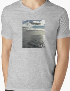 Ghost Barge 2 Mens V-Neck T-Shirt