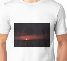 The Sun Sets Over Charlotte Harbor Unisex T-Shirt