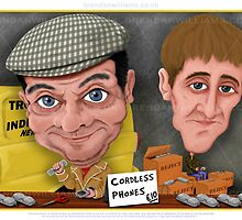 Only Fools & Horses by brendanwilliams