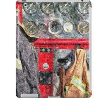Fire Truck iPad Case/Skin