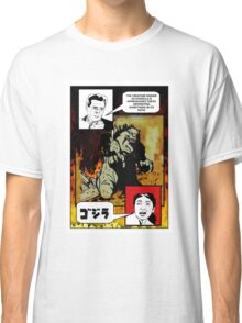 Godzilla! Classic T-Shirt