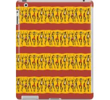 African dancers. iPad Case/Skin