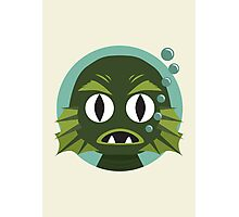 Little Creature from the Black Lagoon Photographic Print