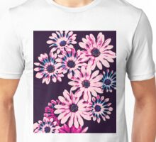 Floral patterns and shapes Unisex T-Shirt