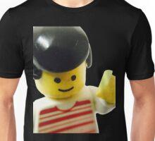 Retro Lego Minifigure Unisex T-Shirt