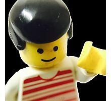 Retro Lego Minifigure Photographic Print