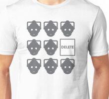 cybermen Unisex T-Shirt