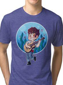 Darren Criss - New Prince Eric Tri-blend T-Shirt