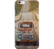 The Road to Possibilities iPhone Case/Skin