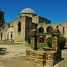 Mission San Jose by Holly Werner