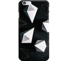 Origami #2 iPhone Case/Skin