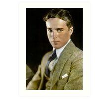 Charlie Chaplin, ca. 1920 Art Print