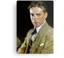 Charlie Chaplin, ca. 1920 Metal Print