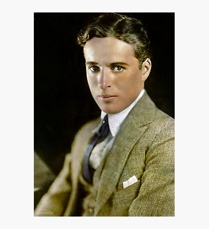 Charlie Chaplin, ca. 1920 Photographic Print