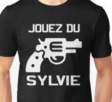 Sylvie Vartan Unisex T-Shirt