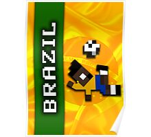 World Cup 2014: Brazil Poster