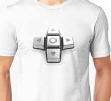 gaming console controller or joystick controller buttons Unisex T-Shirt