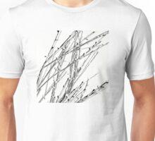 Soft White Pearl Grass© (A0200815s) Unisex T-Shirt