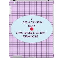Young God iPad Case/Skin