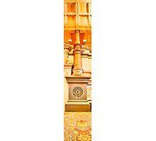 Kansas Capital Indoor Pillar Photographic Print