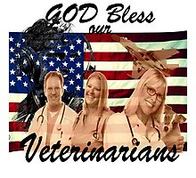 God Bless Our Vets - ONE:Print Photographic Print